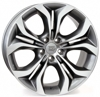 W-674 AURA (TEBE6BM74) WSP Italy ANTHRACITE POLISHED 5x120 ET-48 Ширина-9.0 Диаметр-19 Центр-72.6