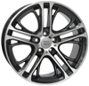 W-677 XENIA X3 WSP Italy DIAMOND BLACK POLISHED 5x120 ET-44 Ширина-9.0 Диаметр-19 Центр-72.6