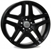 W-766 AMG NERO WSP Italy DULL BLACK 5x112 ET-46 Ширина-10.0 Диаметр-20 Центр-66.6
