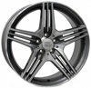 W-768 STROMBOLI WSP Italy ANTHRACITE POLISHED 5x112 ET-48 Ширина-8.5 Диаметр-18 Центр-66.6