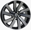 W468 CHEOPE WSP Italy GLOSSY BLACK POLISHED 5x112 ET-44 Ширина-8.0 Диаметр-18 Центр-57.1
