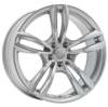 WHEELWORLD WH29/RS/ET45 Race Silver 5x112 ET-45 Ширина-7.5 Диаметр-17 Центр-66.6
