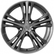 LUPO6BM82 (rear+front only) WSP Italy ANTHRACITE POLISHED 5x120 ET-41 Ширина-9.0 Диаметр-19 Центр-72.6