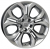 TEBE6BM74 WSP Italy HYPER SILVER 5x120 ET-48 Ширина-9.5 Диаметр-19 Центр-72.6